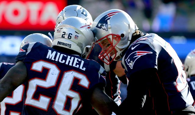 Los Angeles Chargers 28-41 New England Patriots: Pats reach eighth-straight AFC Championship game