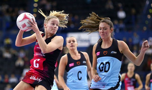 Vitality Netball Superleague Season Opener: Tamsin Greenway preview