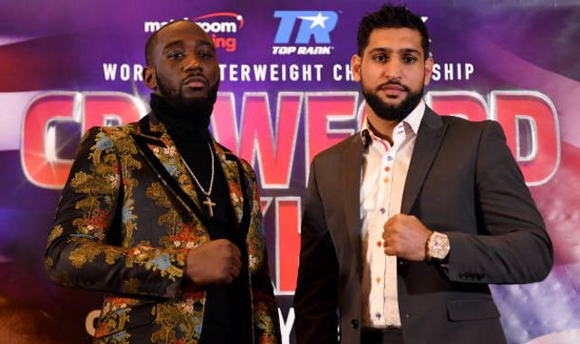 Amir Khan says he could not turn down Terence Crawford fight but Kell Brook battle can still happen