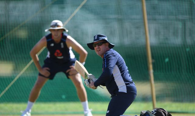 Trevor Bayliss 'sad' that his stint as England coach is coming to an end