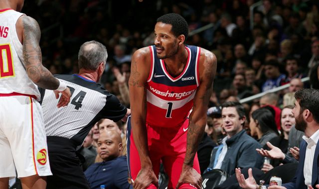 Trevor Ariza's veteran presence key to Washington Wizards' improved form, say team-mates