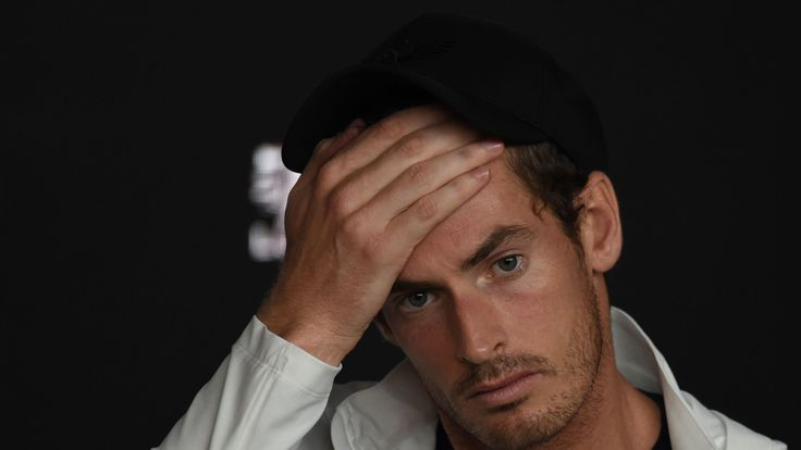 Dozens of fans praised Murray after his announcement