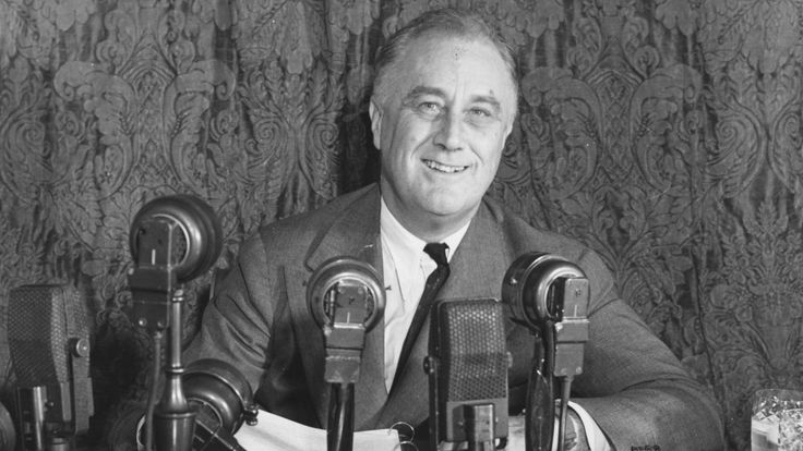 Franklin Roosevelt's emergency power led to the detention of thousands of Americans