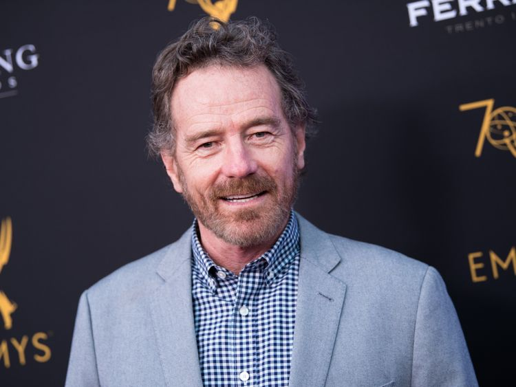 Breaking Bad star Bryan Cranston