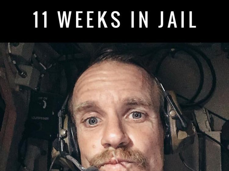 More than $200,000 has been raised to pay for Gallagher's defence. Pic: justiceforeddie.com