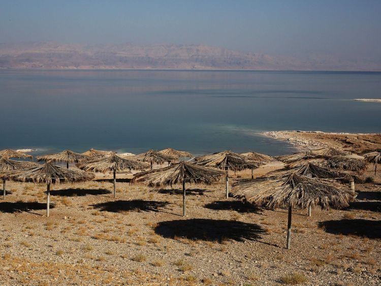 Biblical wonder is facing 'environmental disaster in slow motion'