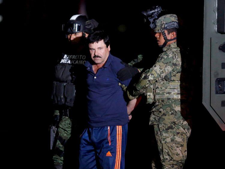 'El Chapo' hitman had soundproof 'murder room'