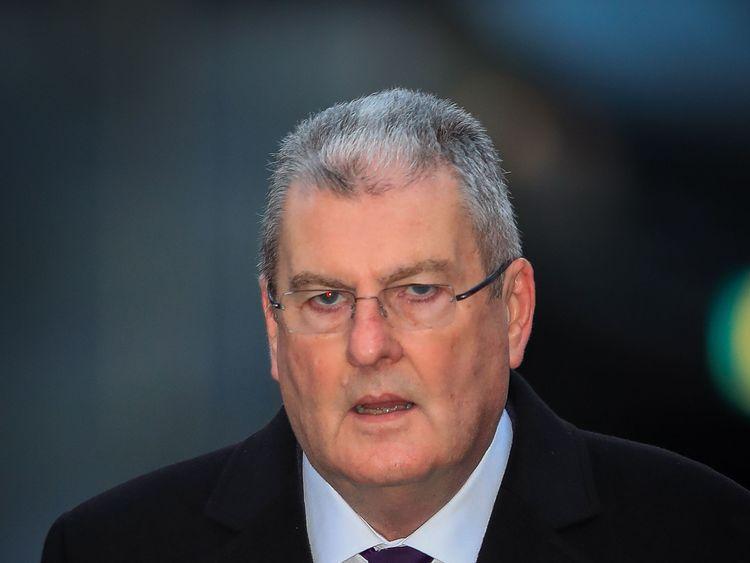 Former Sheffield Wednesday club secretary Graham Mackrell