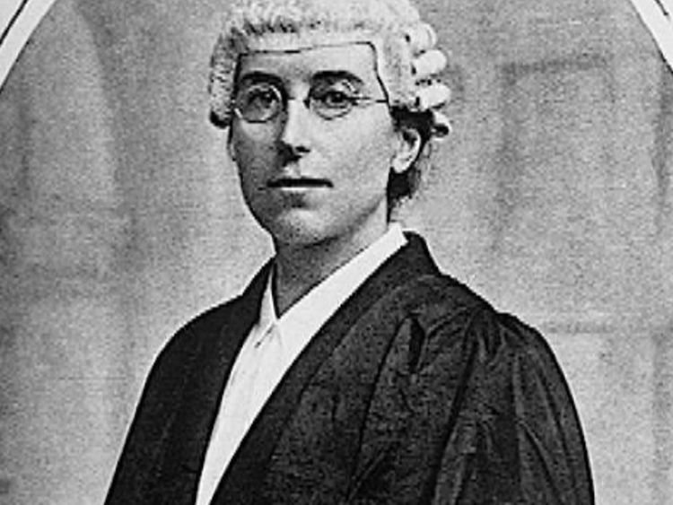 Ivy Williams was the first woman to be called to the Bar