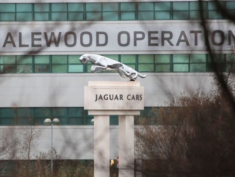 Jaguar Land Rover to cut workforce by 4500