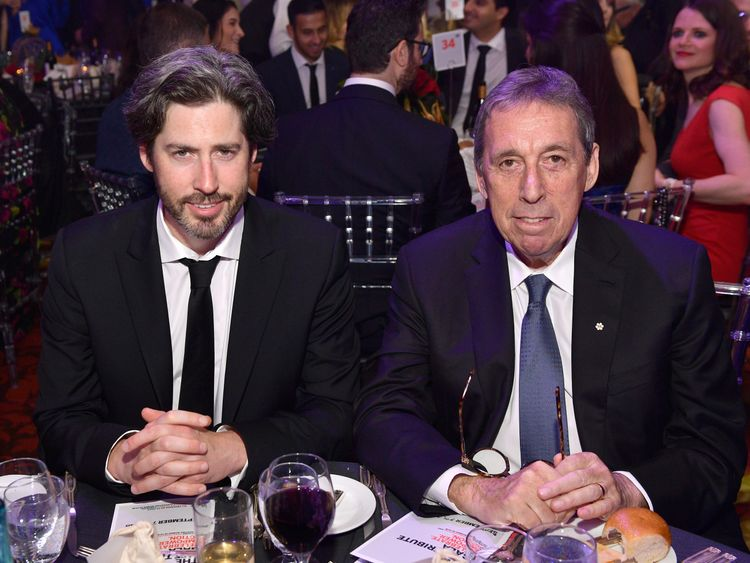 Jason Reitman to direct new 'Ghostbusters'