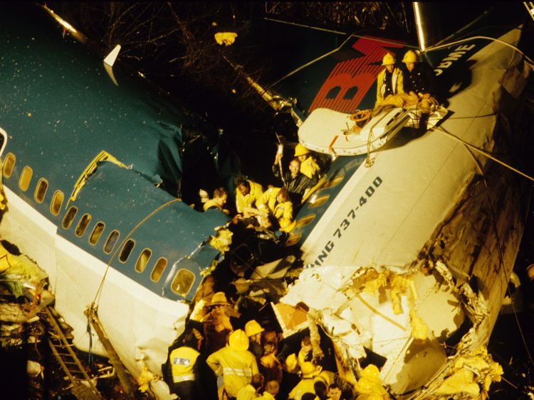 Kegworth air disaster