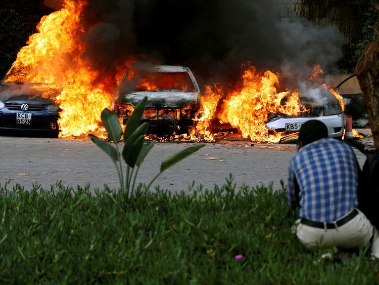Somali Islamist militant group al Shabaab has said it is behind the attack
