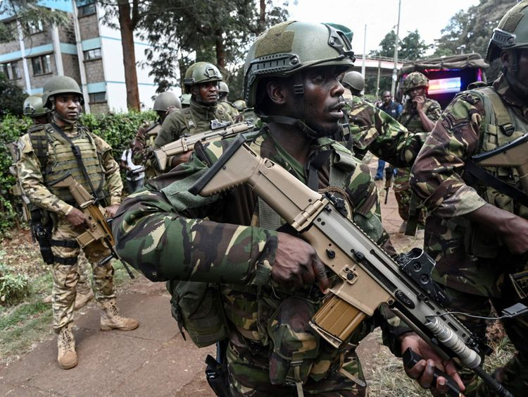 Kenya terror attack: Who are al Shabaab?