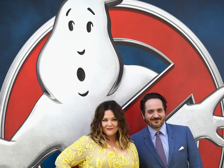 Jason Reitman reveals his secret Ghostbuster project