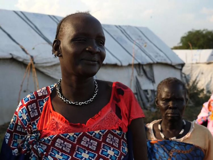 One mother, Chol Jong, said she had become separated from six of her seven children