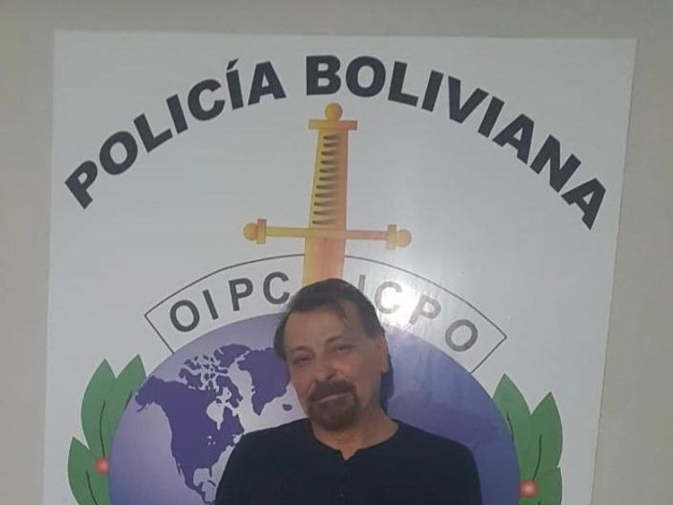 Far-left Italian killer Cesare Battisti arrested in Bolivia