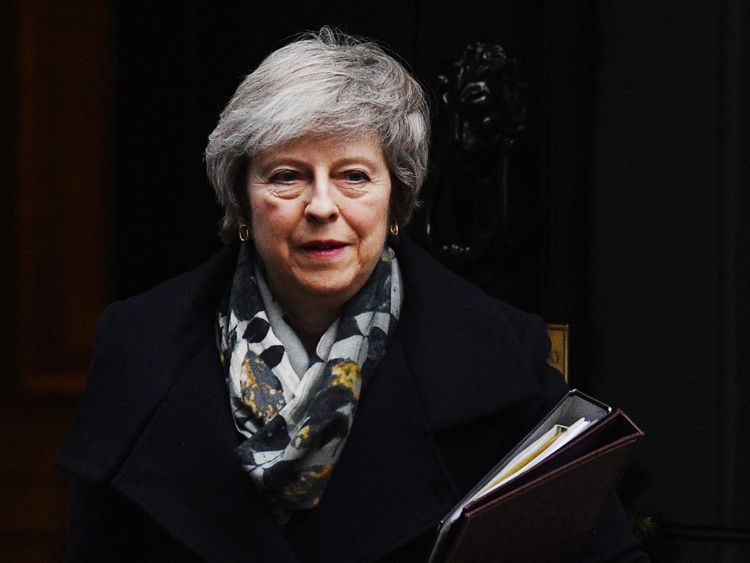 Brexit deal result: Theresa May's plan rejected by MPs in parliament