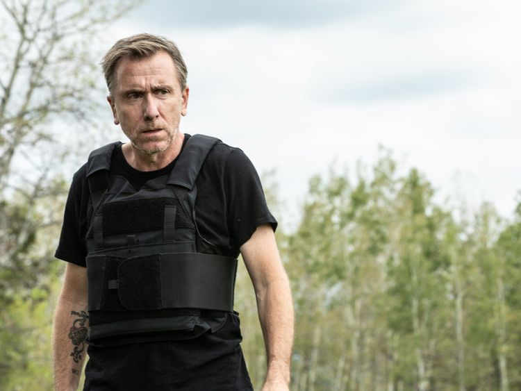 Tim Roth on Tin Star, stage fright and Star Wars jealousy