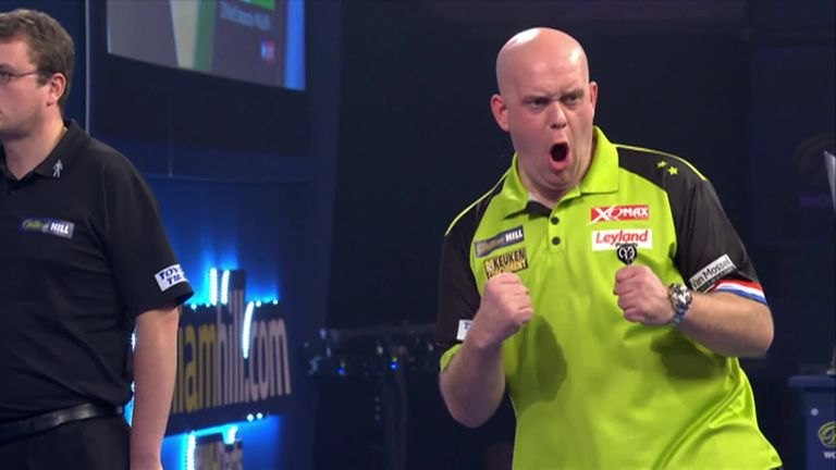 A round-up of the action from the final of the World Darts Championship