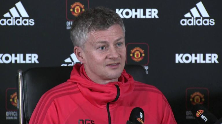 Solskjaer salutes Rashford as league 'best' in Kane absence