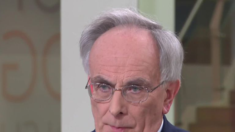 Tory MP Peter Bone