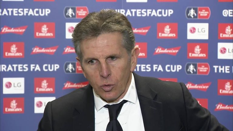 Leicester manager Claude Puel frustrated by Newport FA Cup upset   Football News