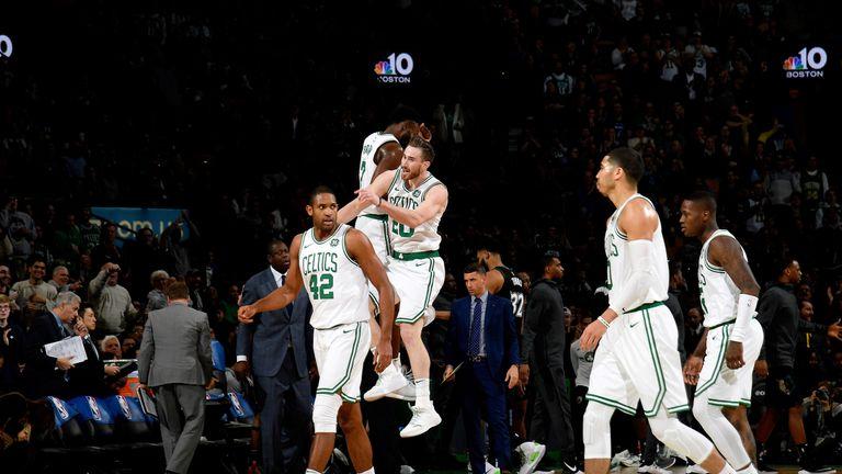 487e82b05fe Gordon Hayward scores season-high 35 points as Boston Celtics beat ...