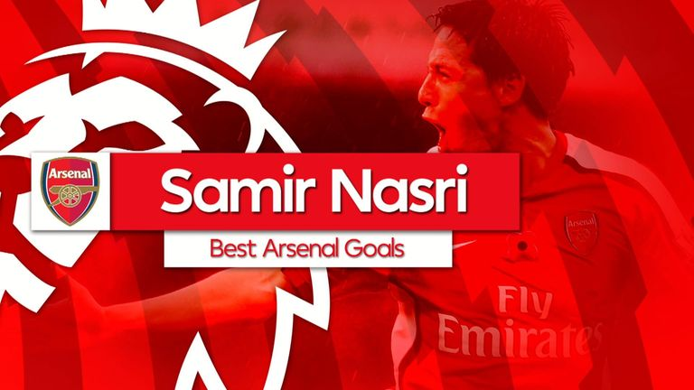 1:57                                            Ahead of West Ham's match with Arsenal we take a look at some of Samir Nasri's best Premier League goals for