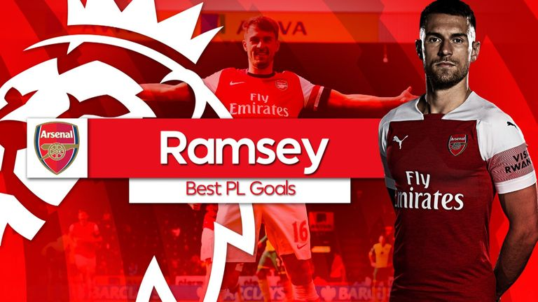 2:20                                            We take a look at Aaron Ramsey's best Premier League goals for Arsenal