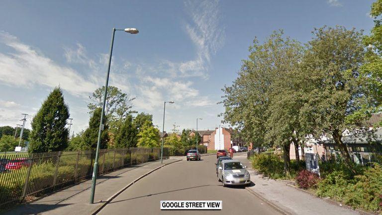 Albert Street, Beswick, Manchester