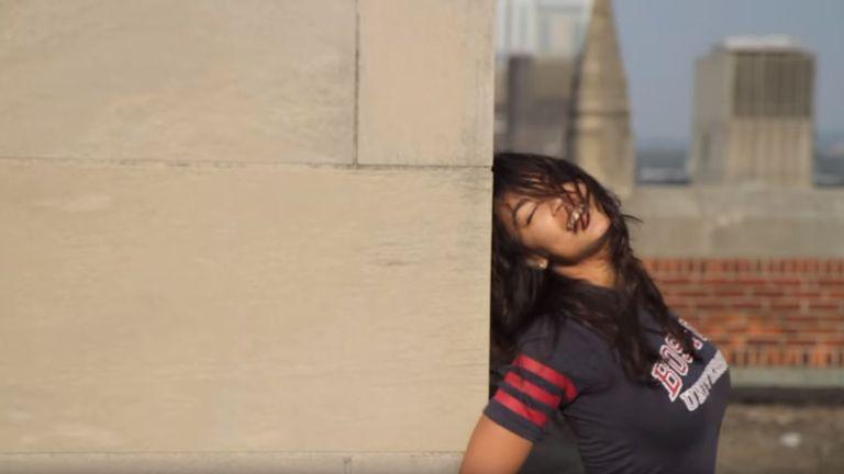 Alexandria Ocasio-Cortez graduated from Boston University in 2011. Pic: Howard Thurman Center