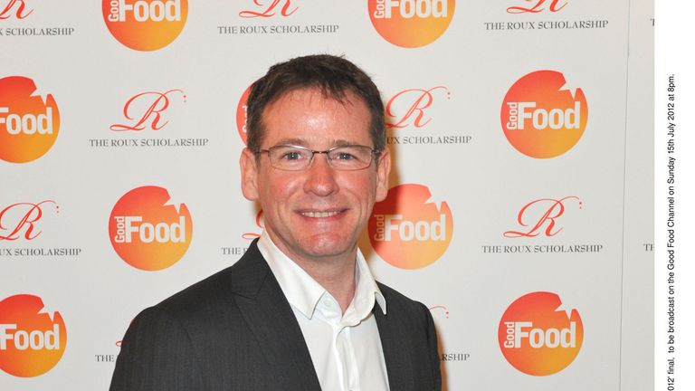Andrew Fairlie was one of Scotland's most renowned chefs
