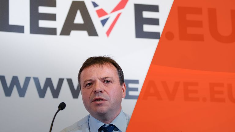 LabourLeave.org was registered to a designer working for Arron Banks-owned Rock Services
