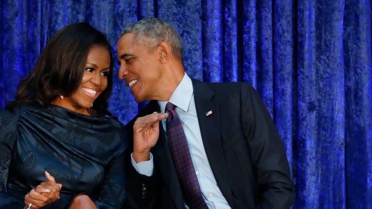 Michelle Obama's birthday was on Thursday