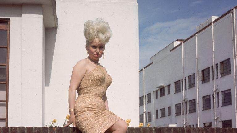 Dame Barbara in 1960