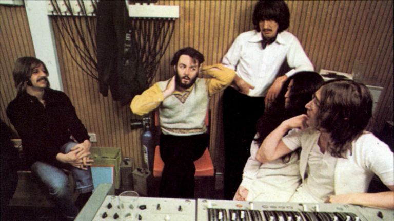 Peter Jackson is to direct a new film about The Beatles based on unseen footage filmed in 1969. Pic: Apple Corps Ltd