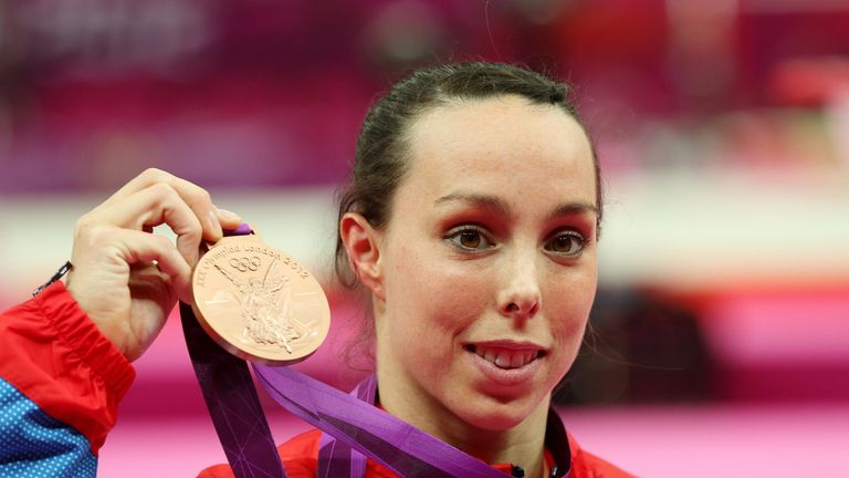 Beth Tweddle is taking legal action against the makers of The Jump