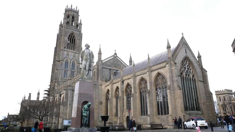 Boston in Lincolnshire voted by more than 75% to leave the EU