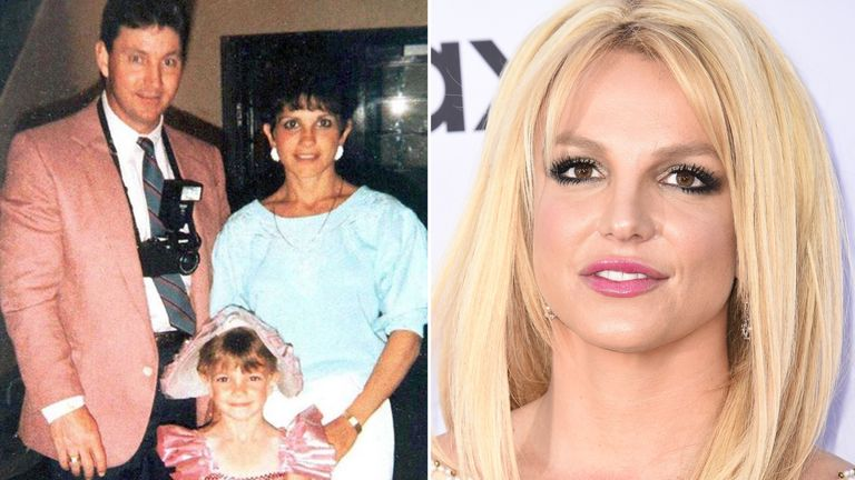 Britney Spears is stepping away from the limelight