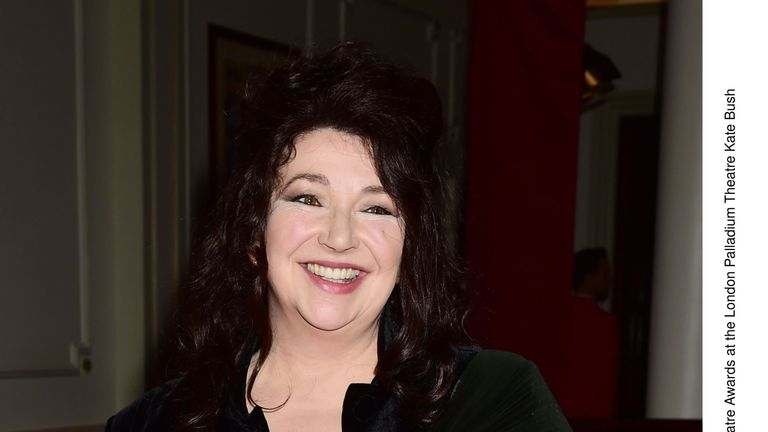 Kate Bush, pictured in 2014, says she 'felt it was a good thing to have women in power'