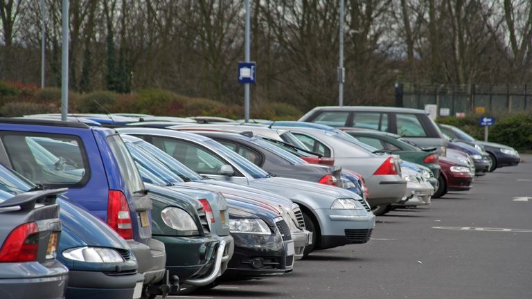British motorists are choosing grey over any other colour for their new cars