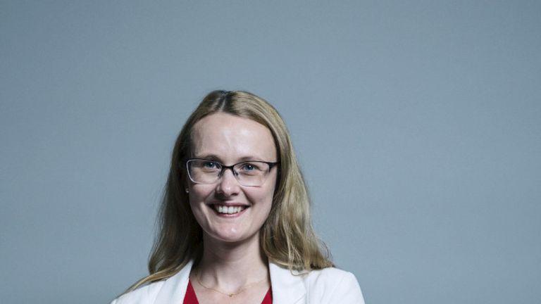 Labour MP Cat Smith