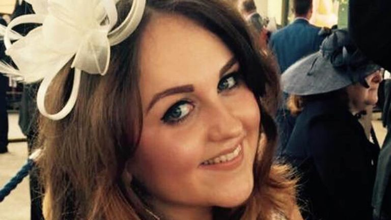 Charlotte Brown, 24, died on her first date with Shepherd
