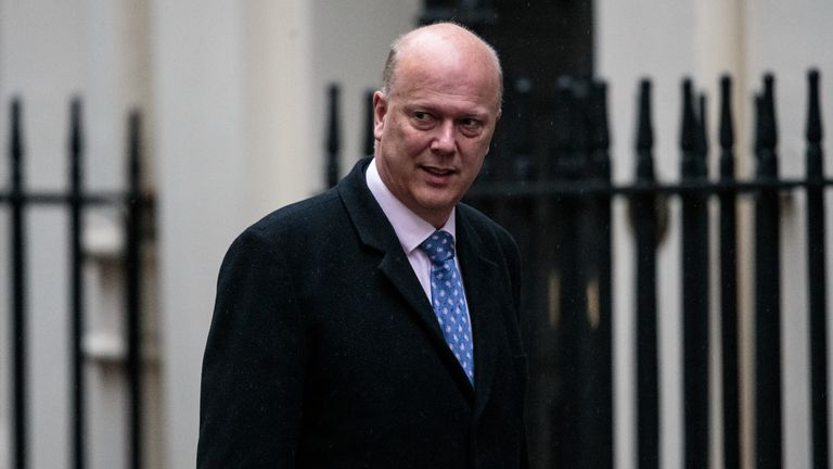 Chris Grayling has warned off a 'less tolerant society' if Brexit doesn't go ahead
