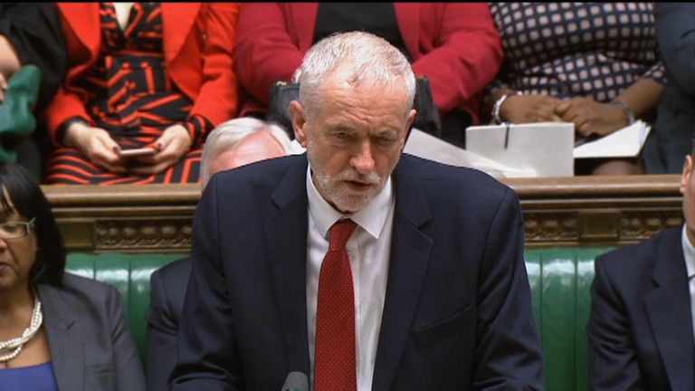Labour leader Jeremy Corbyn says he will meet Theresa May to discuss Brexit after MPs voted against no deal.