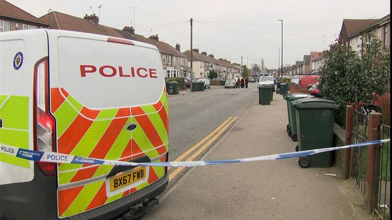 A man has been shot dead by police during an operation at an address in Coventry
