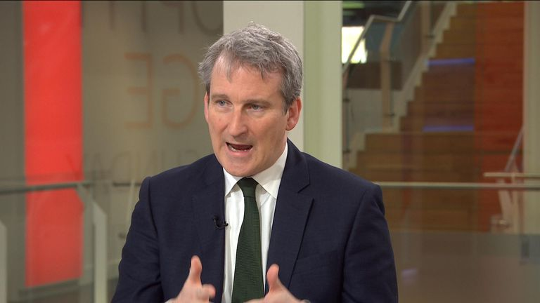 Tory MP Damian Hinds