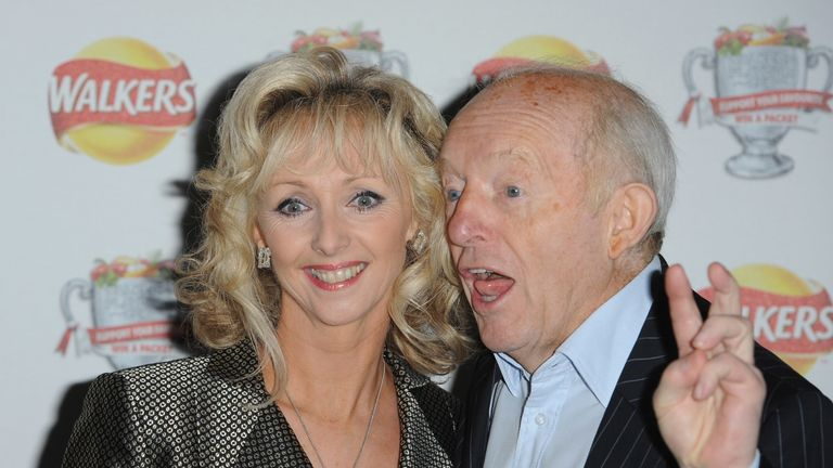 Debbie McGee and Paul Daniels were married for 28 years