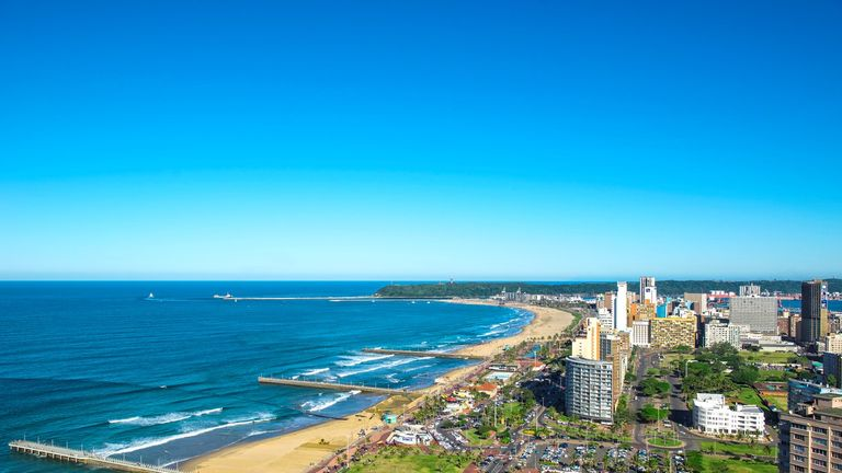 The 61-year-old had been diving in Durban